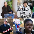 Occupants: Portraits from the protest