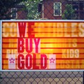 In the Galleries: We Buy Gold at Webster University, closing January 28