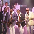 Kool & the Gang proves a successful, if unlikely, opener for Van Halen