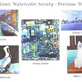 St. Louis Watercolor Society's 13th Annual Juried Exhibit