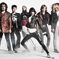 Foxy Shazam storms the scene with glam