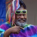 St. Louis Super Music Fest, starring George Clinton