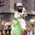 More culture-clash yuks than comedy revolution in Sacha Baron Cohen's <i>The Dictator</i>
