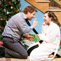 Ho, Ho: The current theater slate brings two very funny early Christmas gifts