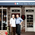 Stellar Work: Five-Star Burgers lives up to its name