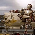 Iron Deficiency: It's Shtick and Explosions for the Great Robert Downey Jr.