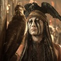Pirates of the Old West: <i>The Lone Ranger</i> is more Disney overkill