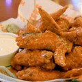 Wing-Driven Thing: Hooters gets a menu makeover, but some things never change