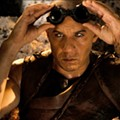 Pecs in Space: Riddick's back, but not Vin Diesel's charm