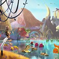 Meat Cute: Foodstuffs go nuts in the charming <i>Cloudy 2</i>