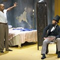 Brothers Grim: St. Louis Actors' Studio <i>Top Dog/Underdog</i> tackles race, family, failure