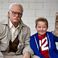 <I>Bad Grandpa</I>'s Kid Actor Outshines Johnny Knoxville
