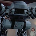 The 1987 <I>RoboCop</I>'s ED-209: The Movies' Greatest Badass Robot?