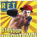 2014 Standup Throwdown: The tournament in which you determine St. Louis' funniest comedian