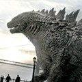Godzilla: The big guy plays too small a part