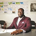 Melvin White wants to fix the nation's Martin Luther King Drives. But can he even fix ours?