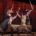 Henry V: Shakespeare Festival St. Louis and actor Jim Butz wrap an impressive season
