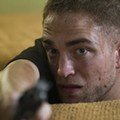 Killer Dustup: Pattinson and Pearce battle through <i>The Rover</i>