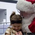 Saturday with Santa: Christmas Carols in the Garden