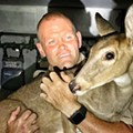 Baby Deer Breaks Into South County Basement, Gets Busted by Cops