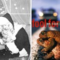 Wm. Stage Reads This Weekend from <I>Fool for Life</I>