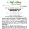 Casting Call! Cirque Dreams at Fox Theatre