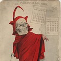 The Adorably Creepy (and a Little Bit Racist) Skeleton Cartoons of Dr. Crusius