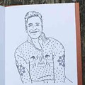 How Can You Possibly Live Without a Jon Hamm Coloring Book?