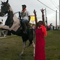 Honoring Michael Brown: Why One Man Marched in Ferguson on Horseback