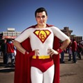 St. Louis Superman Says Security Banned Him from Busch Stadium (UPDATE)