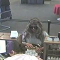 Recognize This Cross-Dressing Bank Robber?