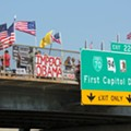 Impeach Obama Protesters Return to Same Overpass Where They Were Arrested (VIDEO)