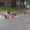 "Ferguson Police Spokesman Called Michael Brown Memorial ""Trash,"" Then Lied About It"