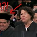 """Claire McCaskill Mocks Justice Antonin Scalia's """"Weird Hat"""" at Inauguration"""