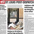 Poor Taste? Photo of Black Homeless Man Illustrates Story on Black Businessmen