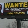 Moo Cow: Wanted Homicide Suspect on Missouri, Illinois Billboards Found...in Nebraska