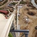 PHOTOS: World's Tallest, Fastest Water Slide Under Construction in Kansas City
