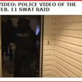 "Video Released of Columbia Cops Shooting ""Aggressive"" Dogs in Marijuana Raid"