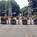 Delmar Loop Gets Traffic Roundabout -- Or Is It a Drunk-Driving Obstacle Course?