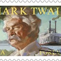 Mark Twain Graces Latest US Postal Service Stamp -- Again