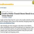 Freakonomics on MetroLink