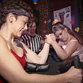 "St. Louis Lady Arm Wrestlers Start YouTube Workout Video Series, ""Let's Get Physical"""