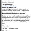 """St. Louis Sex Blogger """"The Beautiful Kind"""" Near Tippy-Top of the Heap"""