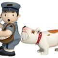St. Louis: A Dog-Eat-Mailman World and City Health Director Wearing MilkBone Underwear