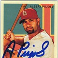 Statue of Albert Pujols Near Completion; 9-Foot Sculpture Will Grace Westport Plaza
