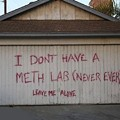This is What Happens When You Run a Meth Lab at a Cemetery.