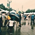 Ferguson Farmers Market Flourishes Despite Rain After Tense Night