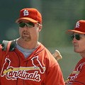 La Russa: McGwire Could Bat as Pinch Hitter (But Only Until Ted Williams' Body Defrosts)