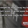 KMOV: Tipsy Lady Calls 911 Because Her Man Took Away Her Beer