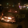Tear Gas, Shootings, Arson and Looting in Ferguson After No True Bill Announcement